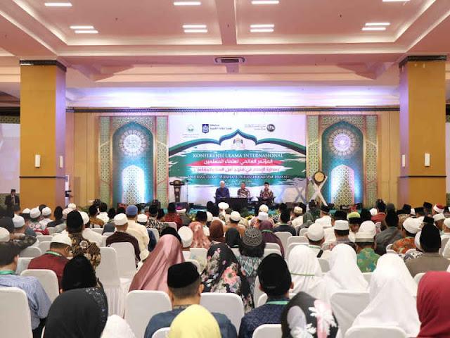 Konferensi Ulama Internasional di NTB Resmi Ditutup