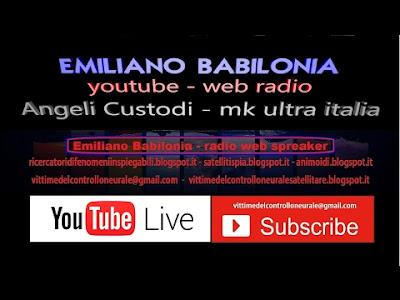 Radio web - Emiliano Babilonia