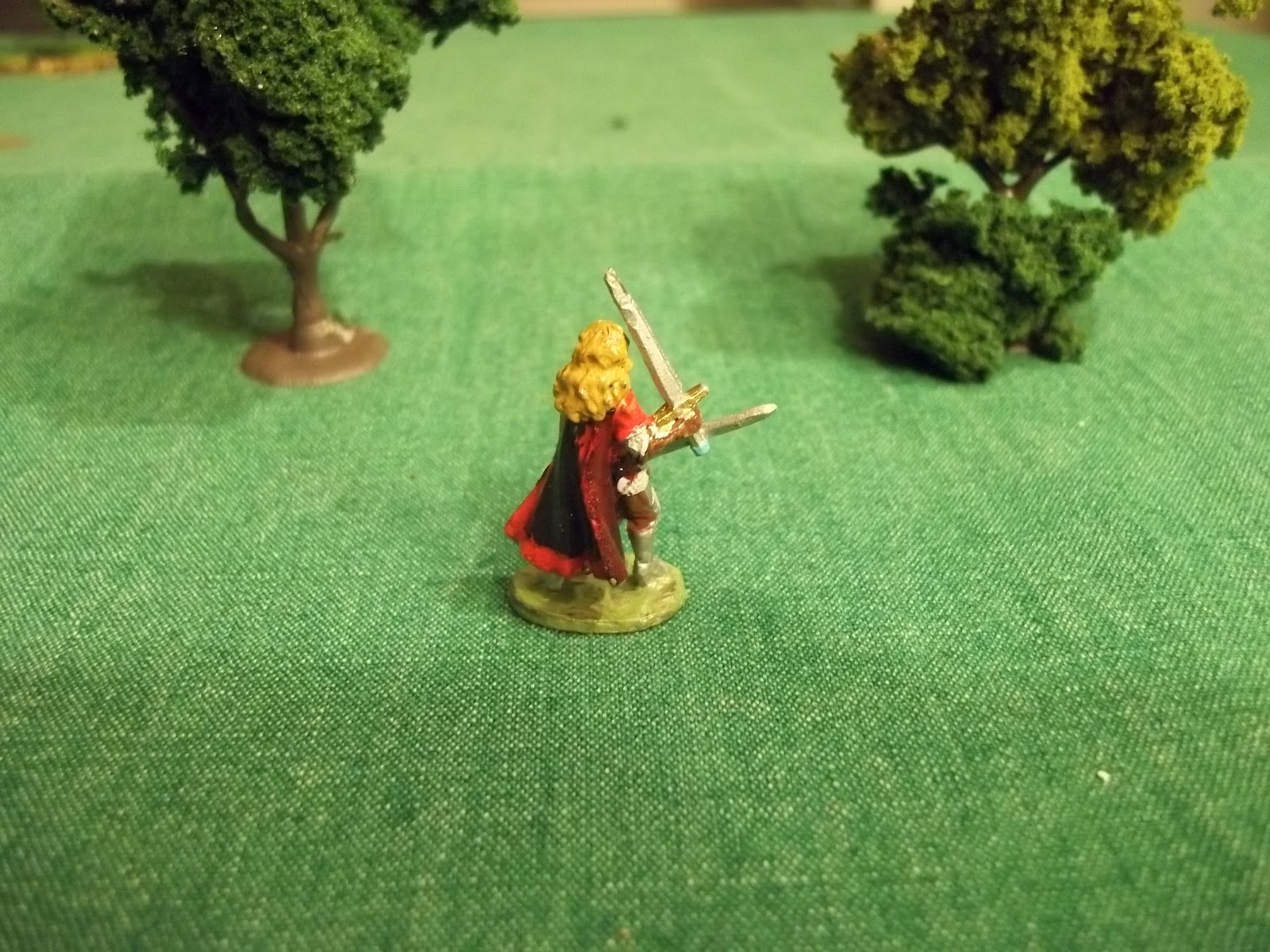 A blog about LOTR Warhammer and a custom RPG game: Miniatures Characters