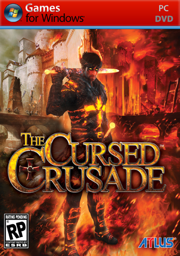 Cover Of The Cursed Crusade Full Latest Version PC Game Free Download Mediafire Links At worldfree4u.com