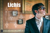 Conciertos de Lichis en 2017