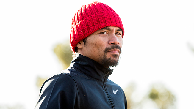 Nike ends deal with Pacquiao over anti-LGBT remark