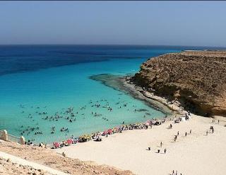 Praias de Sinai
