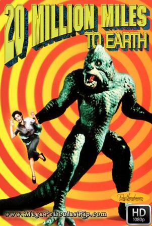 El Monstruo De Otro Planeta [1080p] [Latino-Ingles] [MEGA]