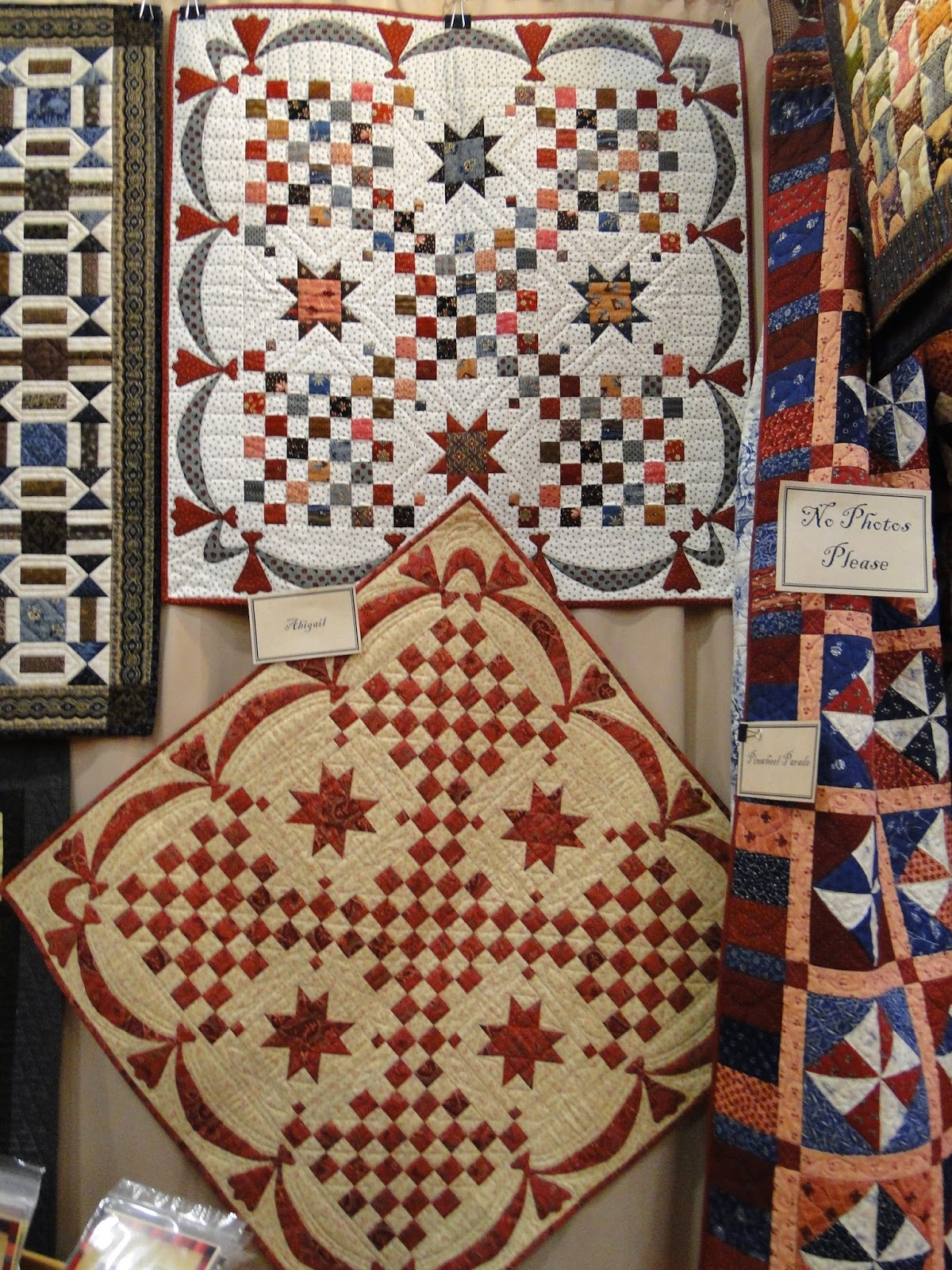 Heartspun Quilts Pam Buda Houston Quilt Market