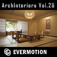 Evermotion Archinteriors vol.28室內3D模型第28季下載