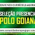 SELEÇÃO PRESENCIAL PARA EMPRESA SITUADA NO POLO AUTOMOTIVO DE GOIANA