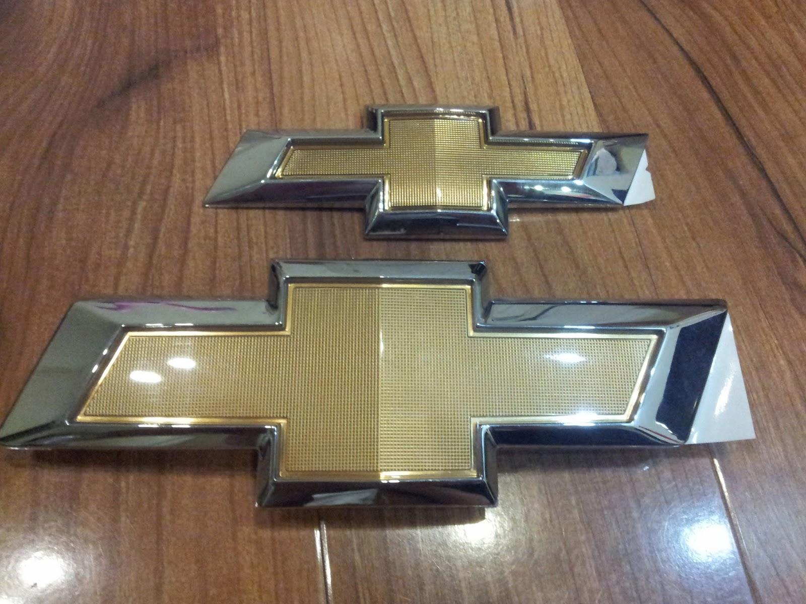 Logo Chevrolet Cruze chính hãng GM - Phụ tùng chính hãng ...