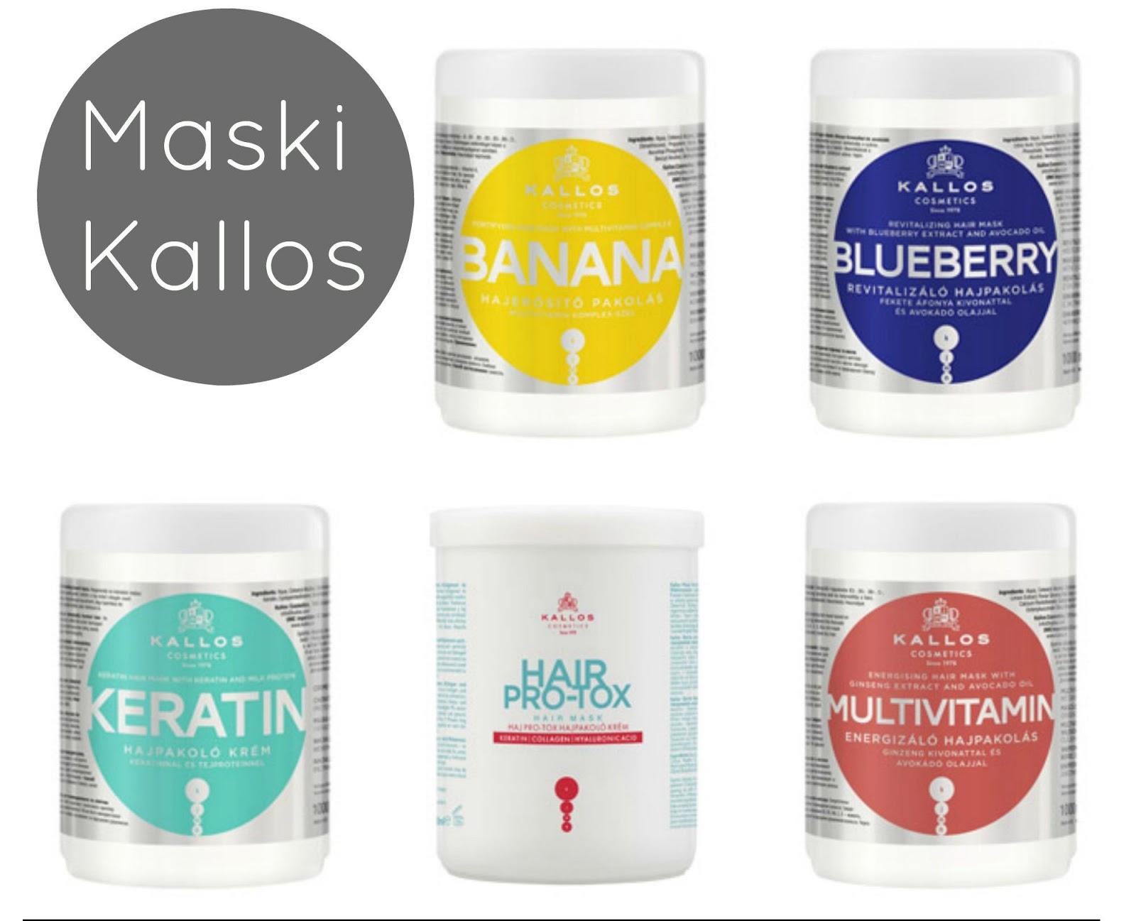 Ogromny Maski Kallos - rodzaje i porównanie. Która będzie najlepsza dla KO64