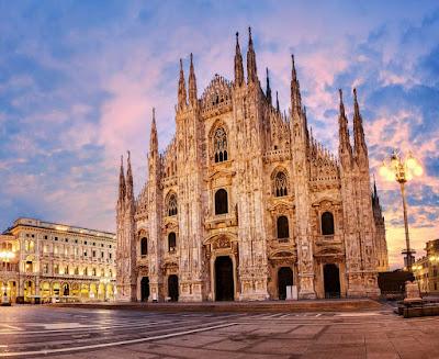 #Travel - O que quero ver em Milão Duomo de Milão