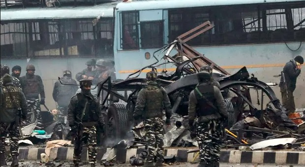 India Tolak Tawaran Pakistan Untuk Selidiki Pemboman Kashmir