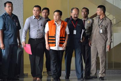 Fredrich Yunadi : Praperadilan Novanto Gugur Apabila Dakwaan Sudah Dibacakan di Pengadilan