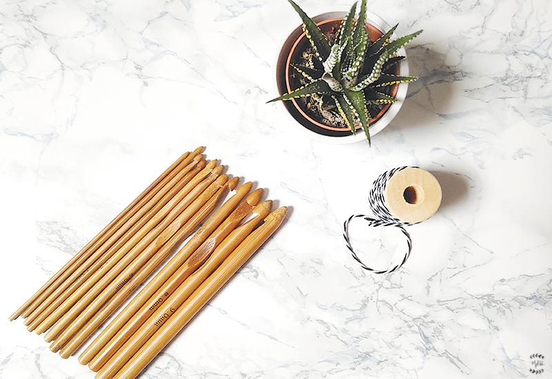 Recensione uncinetti in bamboo