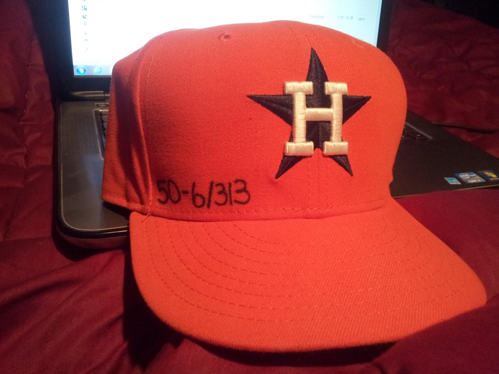 36ab0efc812 Hats and Tats  A Lifestyle  April 10- Houston Astros