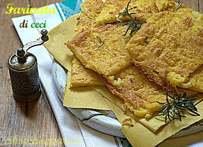 ricetta farinata ligure