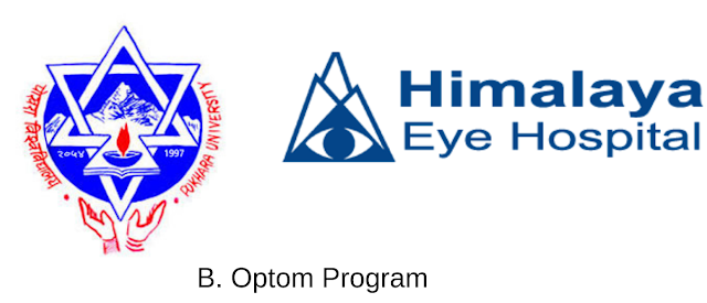 Admission OPEN B.Optometry