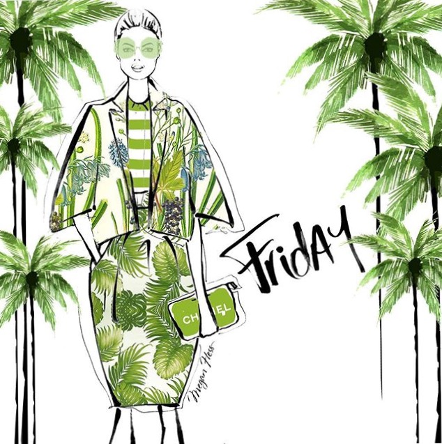 Curva Lish Spring Forecast Season Of Palms Victory