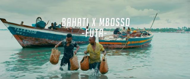 Mbosso Ft Bahati - Futa Video