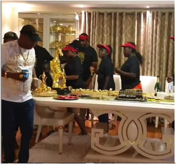 5 - Money is good! See PHOTOs from Governor SONKO's lavish birthday party, flashy life was displayed everywhere.