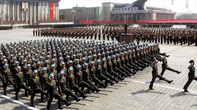 Defensa norcoreana: Nuestras armas nucleares podrán atacar EEUU