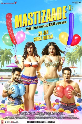 Download Mastizaade (2016) BluRay Subtitle Indonesia