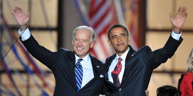 Photo of former US Preisdent and Vice Preisdent Joe Biden and Obama as Little Kids Will Melt Your Cold, Cold Heart