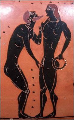O mito da Homossexualidade na Grécia Antiga 34575303