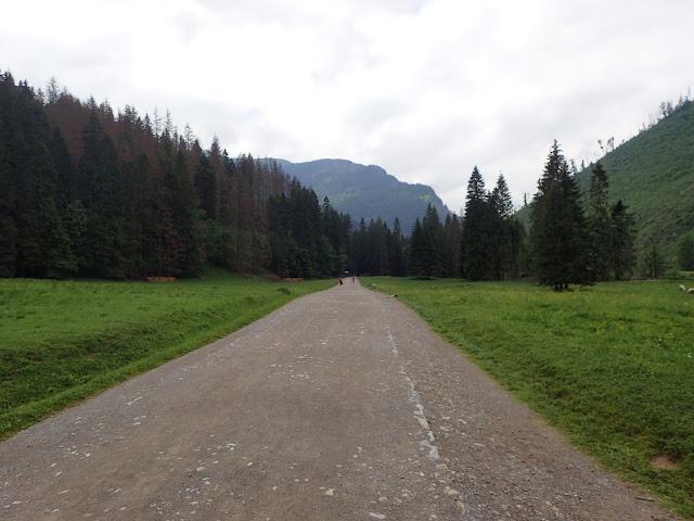 Wyżnia Kira Miętusia (ze szlakiem przez Dolinę Kościeliską)