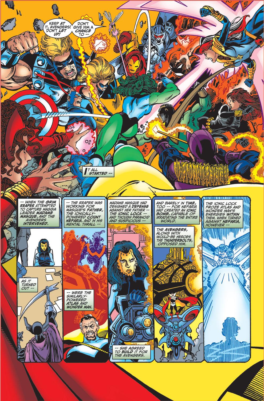 Avengers v3 034 (2000)   Viewcomic reading comics online for