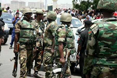 ECOWAS Troops Recover Weapons from Jammeh's Home, Arrest Top Army General