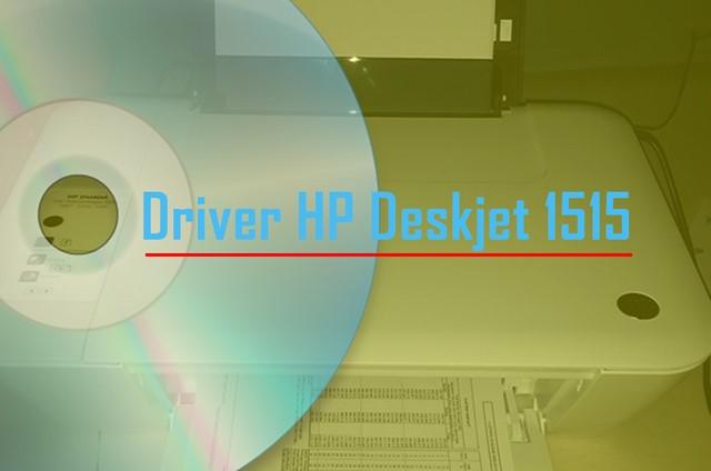 Driver HP Deskjet 1515