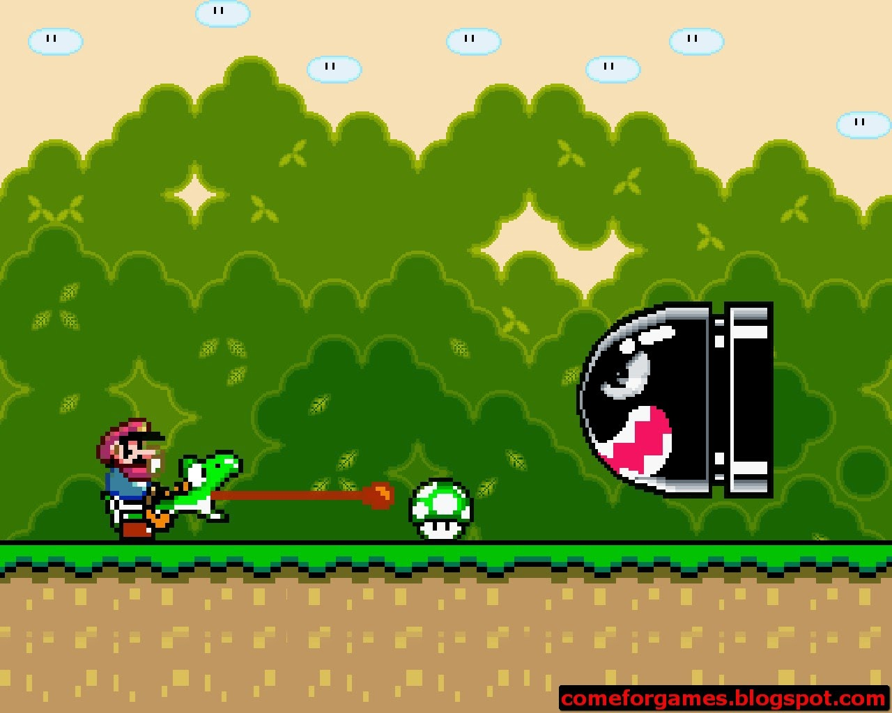Super Mario World | Just Games For Gamers