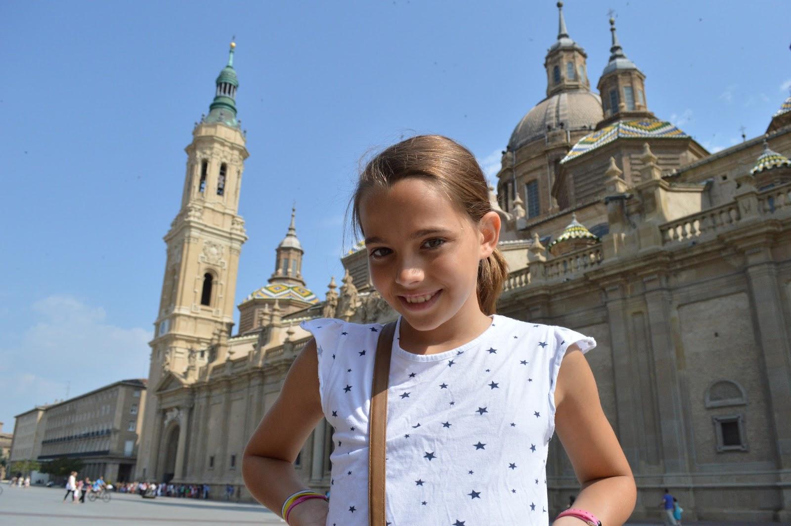 Encuentro en Zaragoza, una ciudad con encanto para dos