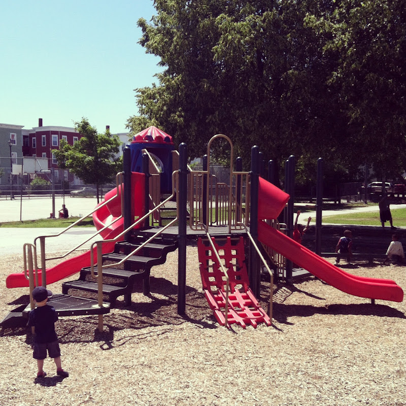 The Playground Project: Sheridan-Emmett Park