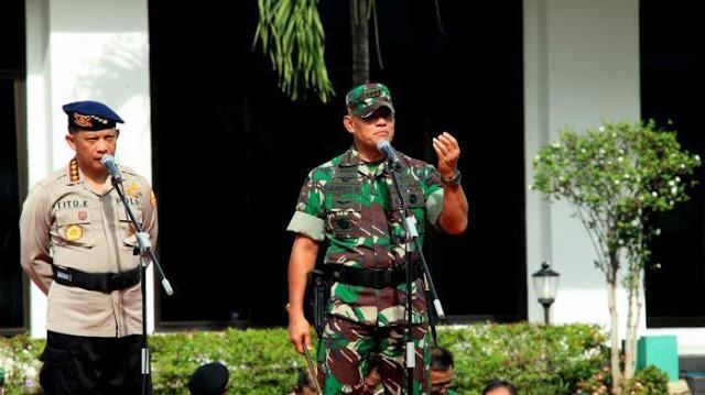 Catat! Panglima TNI : Saya Melihat dengan Jelas, yang Membuat Rusuh Bukan Pendemo : kabar Terbaru Hari Ini