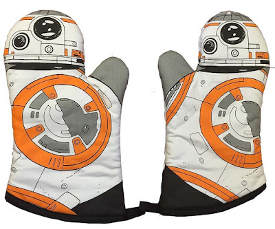 BB-8 Oven Mitts