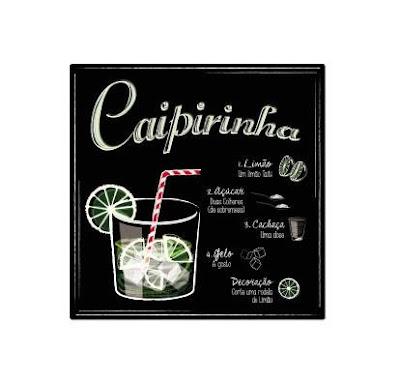 placa -pra -decorar- bar -e -area - gourmet