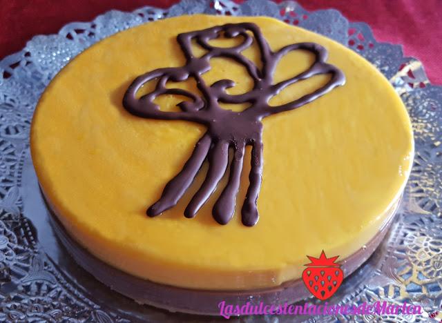Tarta De Chocolate Y Flan