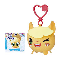 MLP the Movie Applejack Clip and Go Keychain Plush