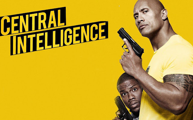 Central Intelligence Movie Download