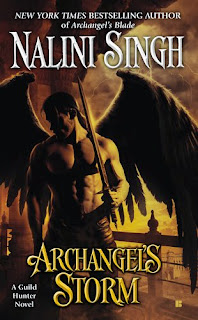 Reseña: Archangel's Storm, de Nalini Singh