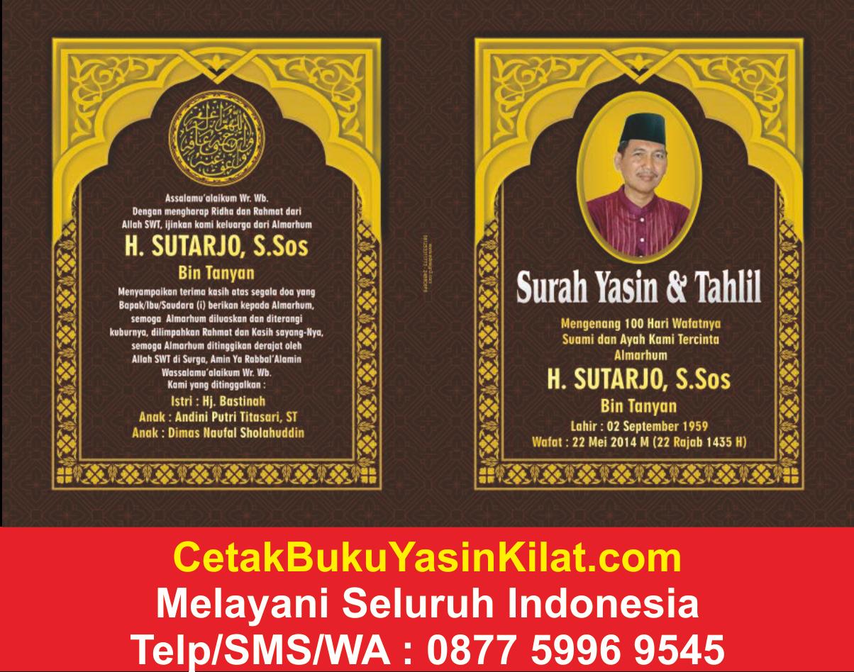 Download Buku Surat Yasin Dan Tahlil Pdf