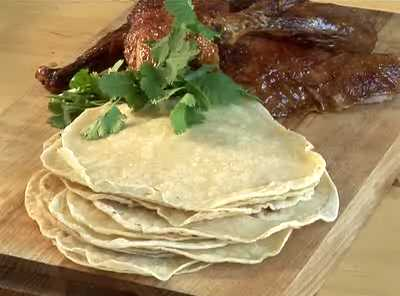 Peking Duck and Chinese Pancakes Photo Courtesy wikiHOW