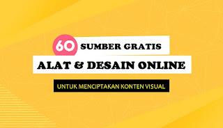 60 Sumber Desain Gratis untuk Merancangan Konten Visual Dafi Deff