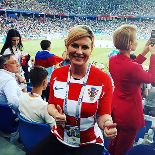foto presiden kroasia terbaru