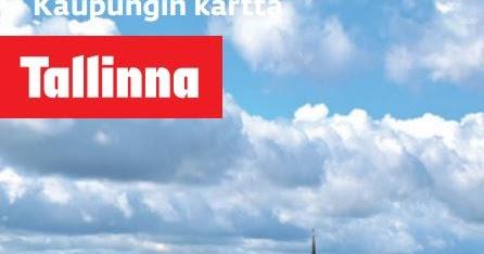 Tallinnan Turistikartta Uudistui Lataa Tai Nouda Omasi