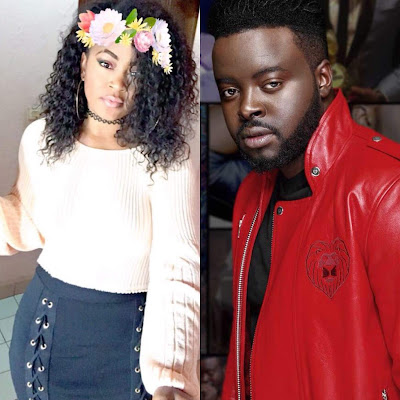 Locko Confirms He Is In A Relationship With Cameroonian Singer,Mimie Ngoga.