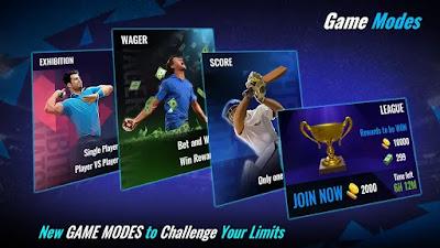 Cricket League GCL Features