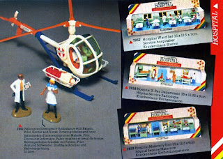 Ambulance Crew; Ambulance Toy; Britains Civilain Toy Figures; Britains Copies; Britains Hospital; Civilian Toy Vehicles; Deetail; First Aid; Hospital Toys; Medical Personnel; Medical Toys; Medics; Over Moulding; Plastic Figurines; Plastic Medics; Plastic Toy Figures; PVC Vinyl Figures; PVC Vinyl Rubber; Small Scale World; smallscaleworld.blogspot.com; Superdeetail; Vintage Plastic Figures; Vintage Toy Figures;