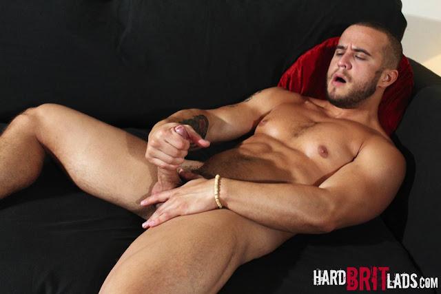 Hard Brit Lads - Alex Graham